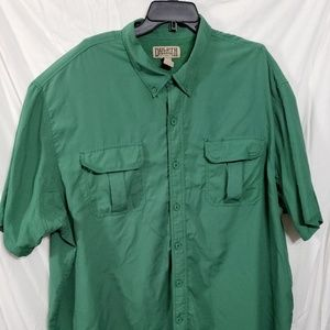 DULUTH TRADING CO. BUTTON DOWN SHIRT